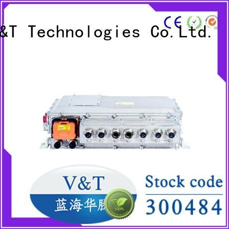 V&T Technologies controller mcu ac motor controller manufacturer for industry equipment