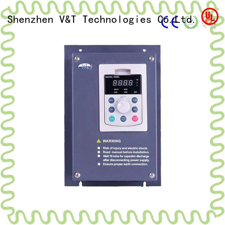 V&T Technologies 100% quality how does a variable frequency drive work design for machinery