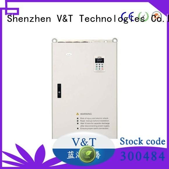 high performance 2hp vfd drive 75kw3000kw for machinery V&T Technologies