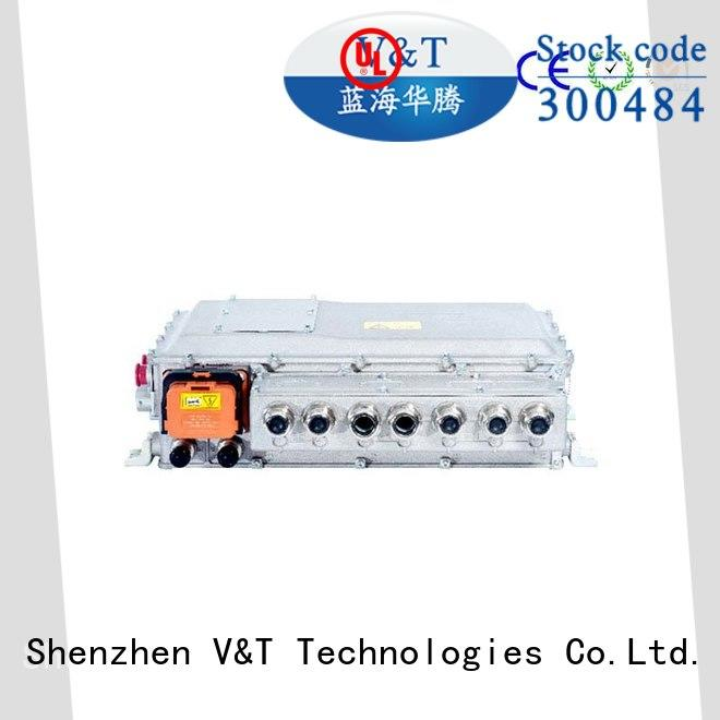 V&T Technologies vehicle tank torque motor controller manufacturer for industry equipment