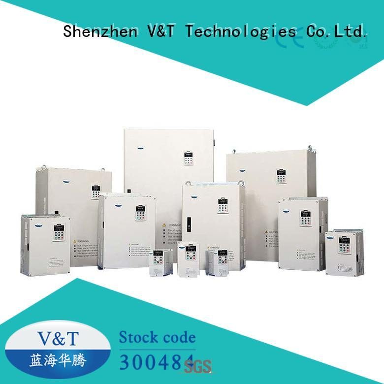 V&T Technologies synchronous servo drive working factory for industry