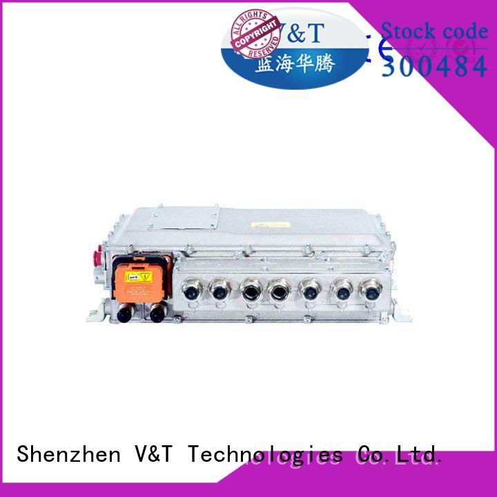quality electric vehicle ac motor controller dc dc for industry equipment V&T Technologies