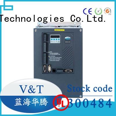 V&T Technologies hot sale servo motor control manufacturer for electric device