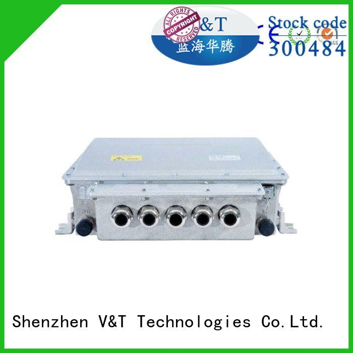3in1 electric bus motor controller vehicle tank for industry equipment V&T Technologies