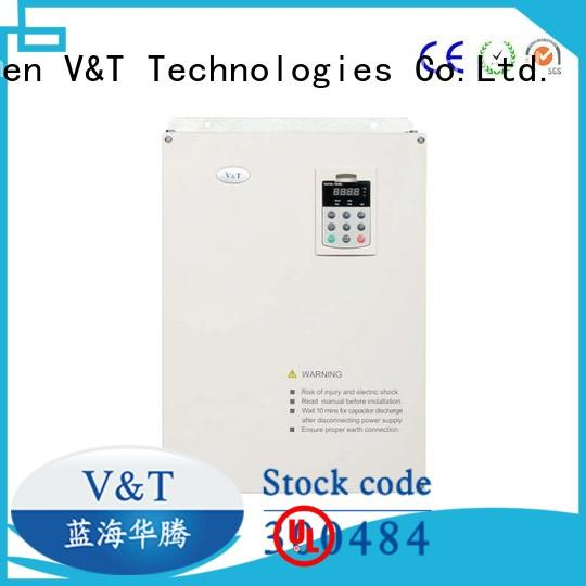 V&T Technologies inverter types of ac drives tension control inverter for Speed control