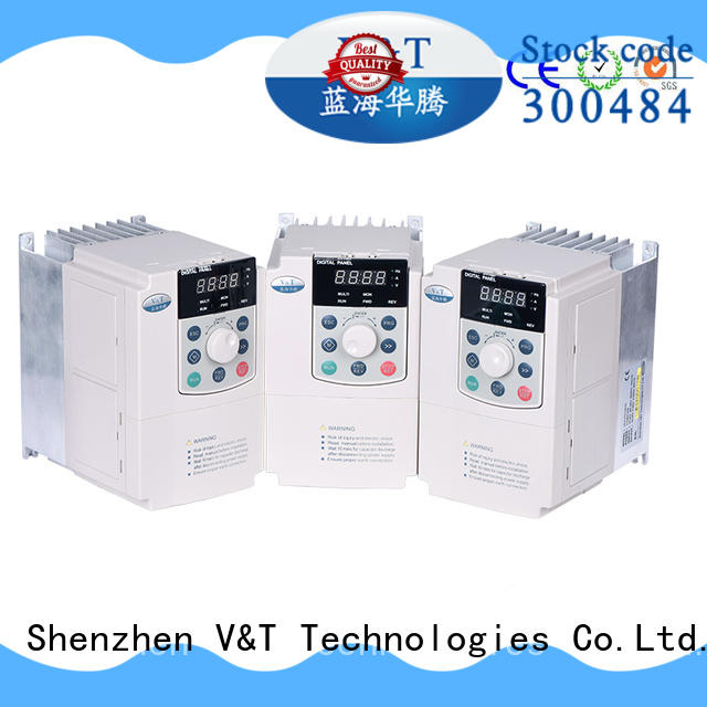 customized E5 series high-performance universal Inverter factory-made in China for industry V&T Technologies
