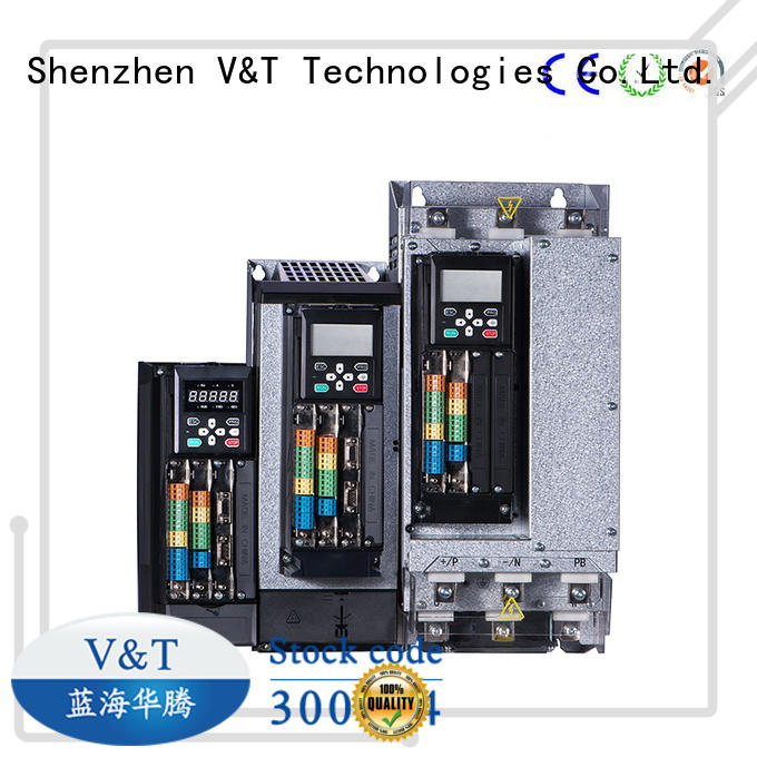 V&T Technologies brand new VTS general purpose inverter / servo drive producer for various occasions