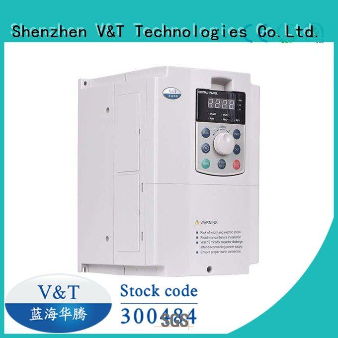 high quality E5 series high-performance universal Inverter customized supplier for vector control