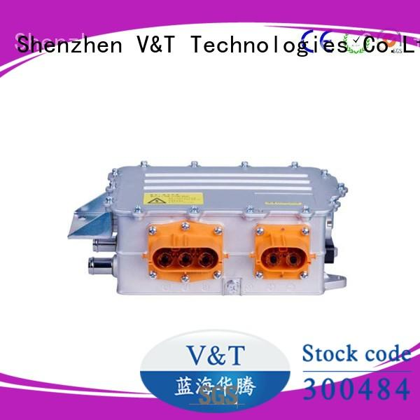 V&T Technologies special electric car motors and controllers aircooling motor for industry equipment