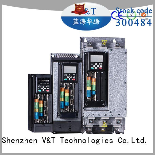 V&T Technologies China VTS general purpose inverter / servo drive supplier