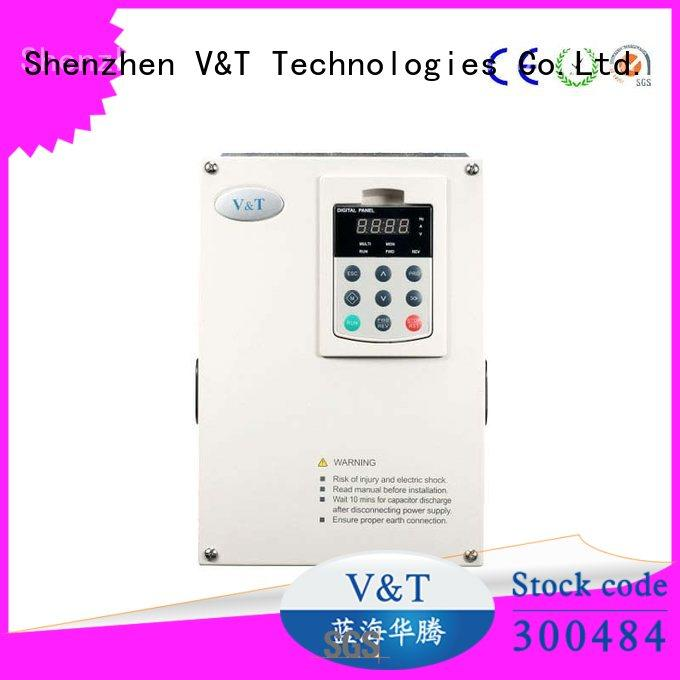 V&T Technologies stone voltage frequency drive with good price for hoist crane