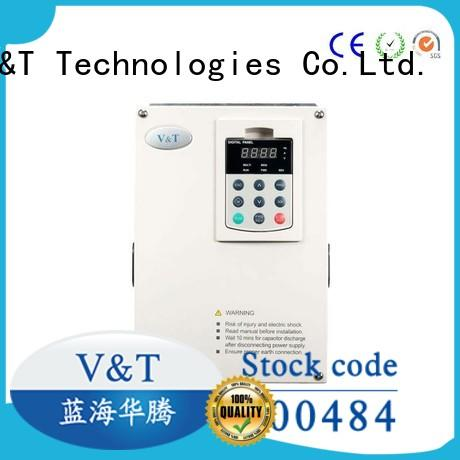 reliability variable frequency inverter from China for machines V&T Technologies