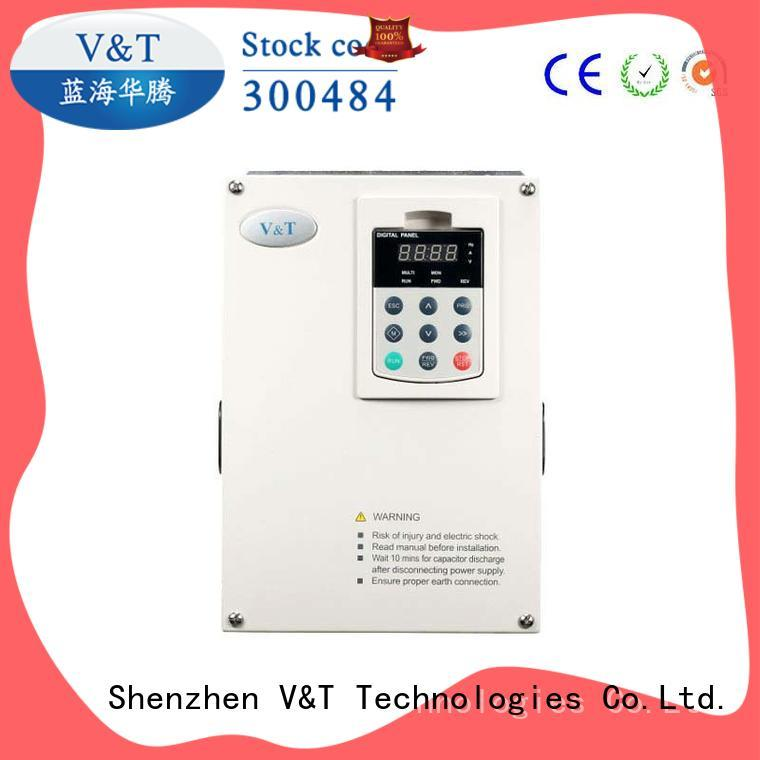 V&T Technologies big power variable ac drive supplier for machinery