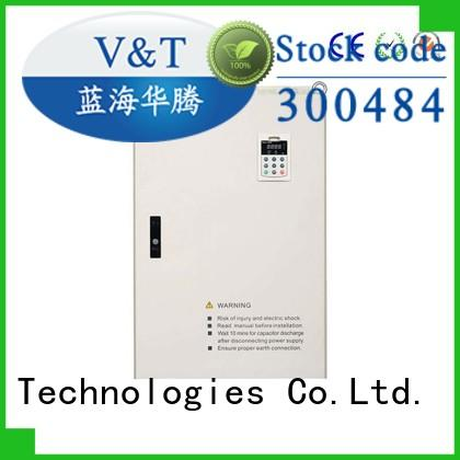 V&T Technologies customized vfd controller design for machinery