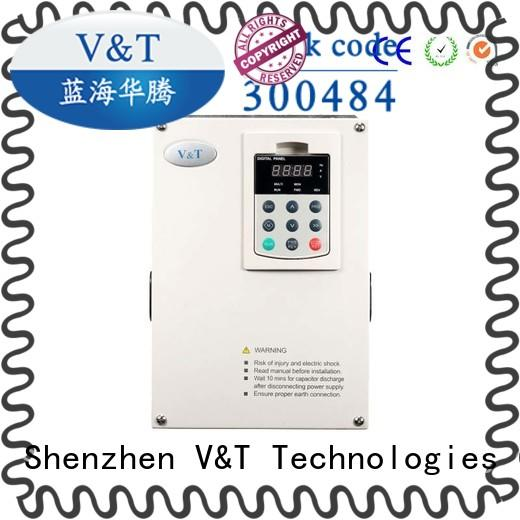 V&T Technologies frequency vfd for 3 phase motor factory for heavy−duty application