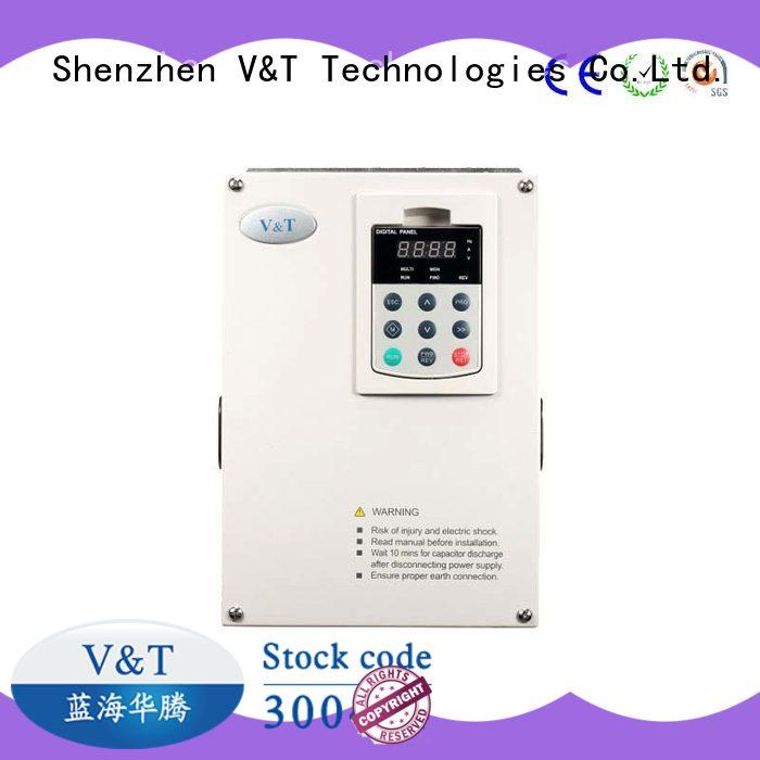 V&T Technologies original small variable frequency drive manufacturer for light−duty application