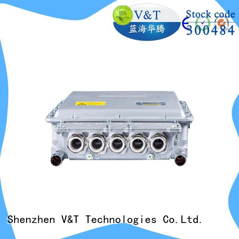 V&T Technologies controller motor control unit manufacturer for industry equipment