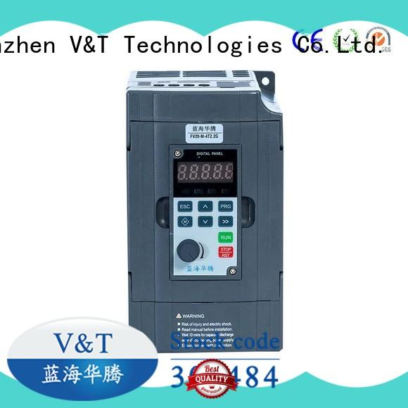 customized vfd working high quality service for machinery V&T Technologies