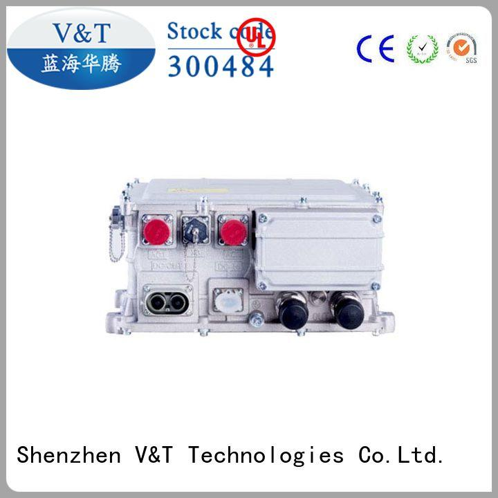 V&T Technologies electronic motor controller manufacturer for industry equipment