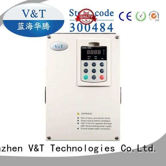 V&T Technologies Safe variable frequency drive for 3 phase motor inverter for hoist crane