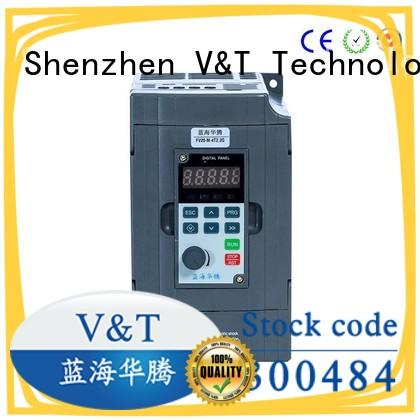 5-star service miniaturized vector inverter factory for low power