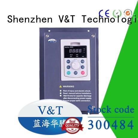 economic low frequency inverter VFD brands for motor
