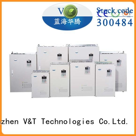 V&T Technologies brand new dc servo drive manufacturer for electric device