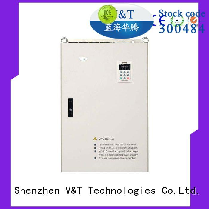 V&T Technologies new generation E5 series high-performance universal Inverter factory-made in China for industry