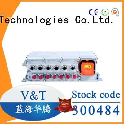 V&T Technologies special variable ac motor controller manufacturer for industry equipment