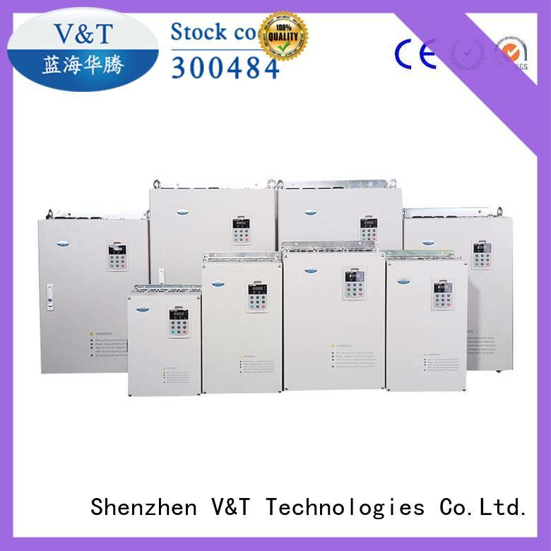 V&T Technologies synchronous spindle servo drive manufacturer for electric device