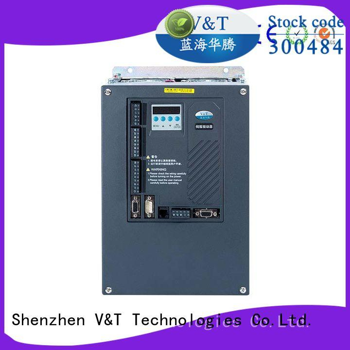 V&T Technologies hot sale ac servo driver inquire now for industry