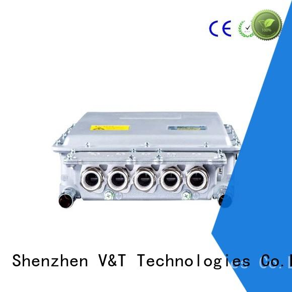 V&T Technologies electric car motor controller dc factory