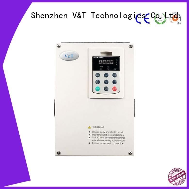 V&T Technologies new arrival small variable frequency drive series for heavy−duty application