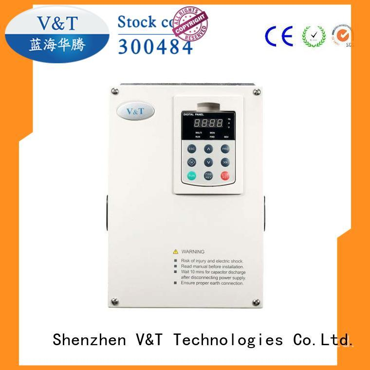 reliability variable ac drive from China for machines
