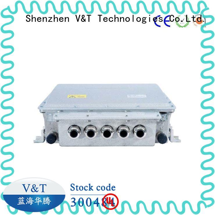 V&T Technologies special motor controller design vehicle tank for industry equipment