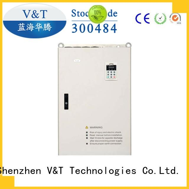 V&T Technologies high performance 3 phase vfd personalized for industry
