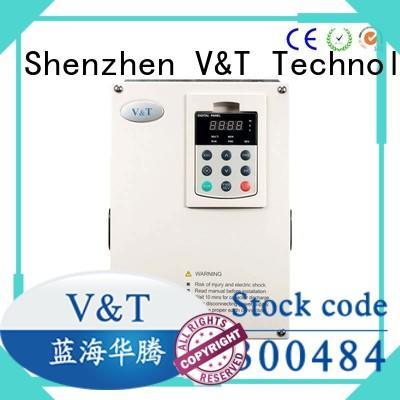V&T Technologies inverter crane inverter from China for hoist crane