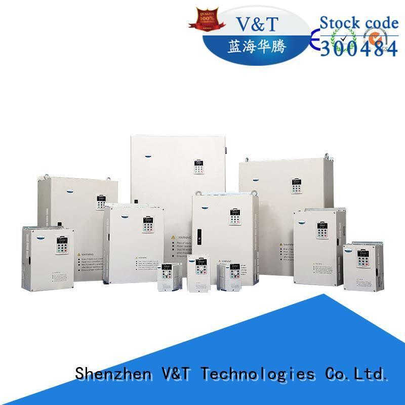 V&T Technologies v61 ac servo driver factory