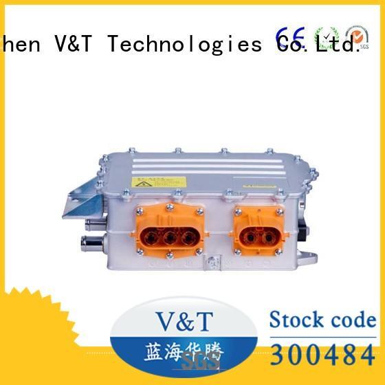 V&T Technologies superior 12 volt motor controller supplier for pump vehicle