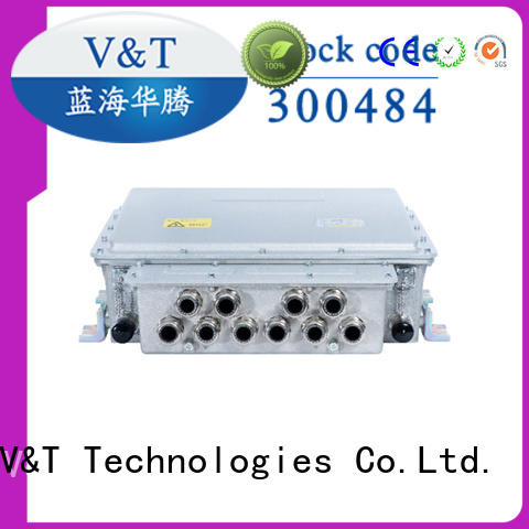 V&T Technologies 4in1 ev motor controller manufacturer for industry equipment