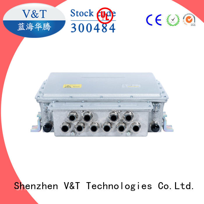V&T Technologies electronic car motor controller for motor type for pump vehicle