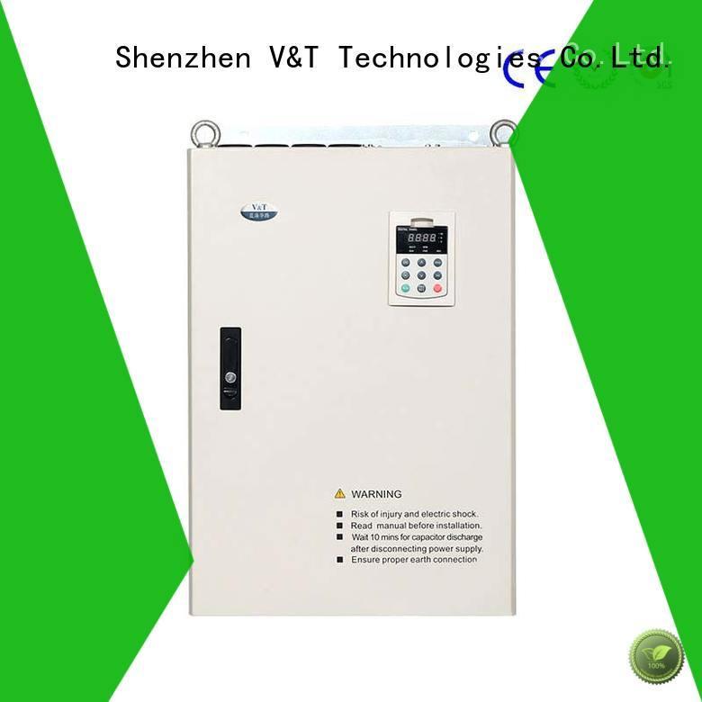 V&T Technologies international high-end servo drive working manufacturer