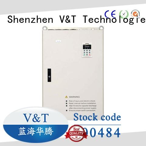 V&T Technologies E5 series high-performance universal Inverter factory-made in China for industry