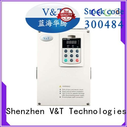 V&T Technologies reliability how does a variable speed drive work with good price for hoist crane