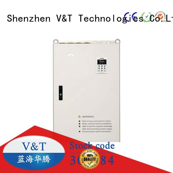 V&T Technologies new generation 2hp vfd drive supplier for industry