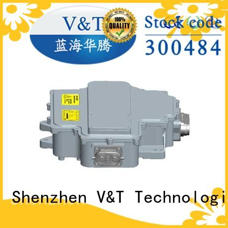special electric vehicle motors and controllers mcu dc dc manufacturer for industry equipment