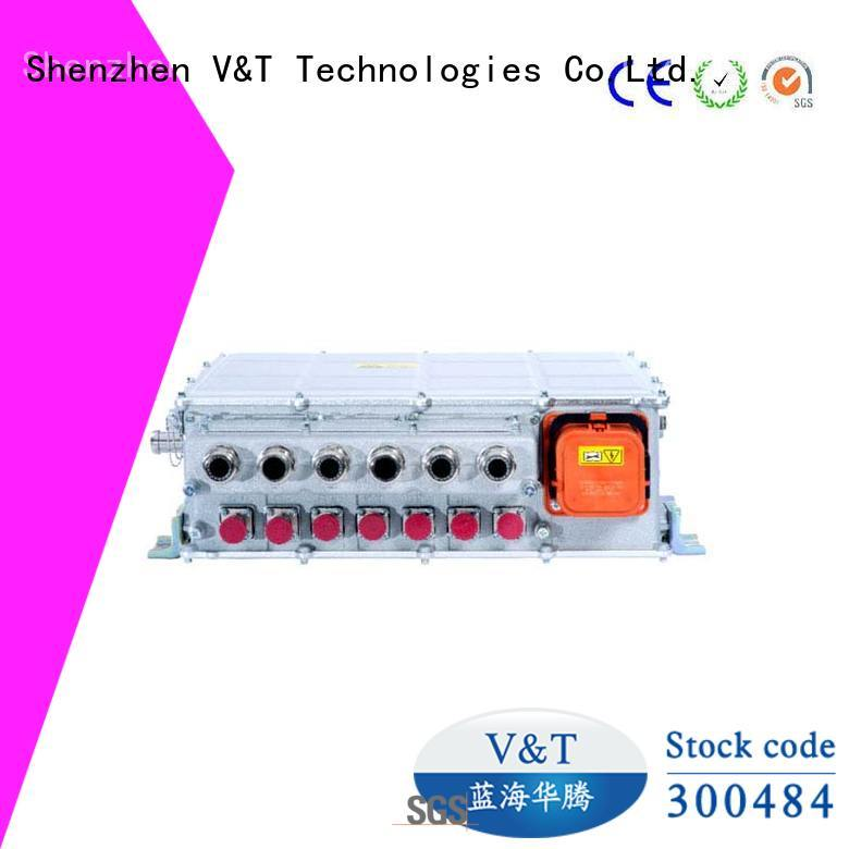 V&T Technologies mcu auxiliary drive motor controller design manufacturer for industry equipment
