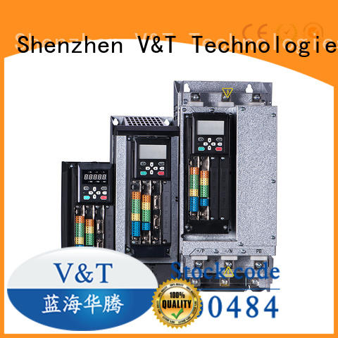 V&T Technologies VTS General Purpose Inverter / Servo Drive