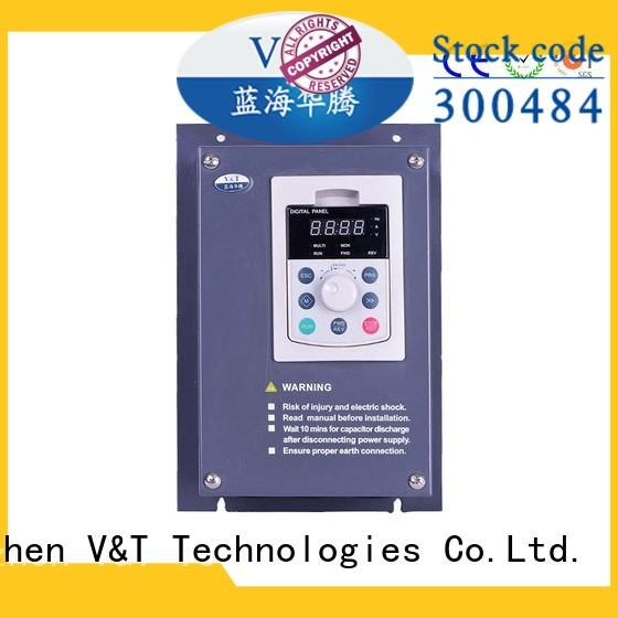 V&T Technologies low frequency inverter manufacturer for applications