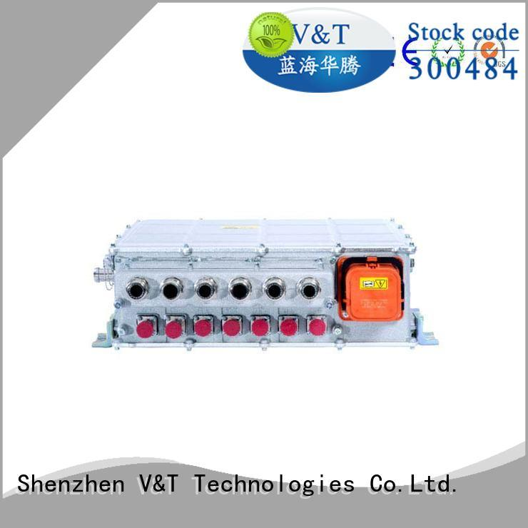 vehicle tank mcu motor controller 5in1 for industry equipment V&T Technologies